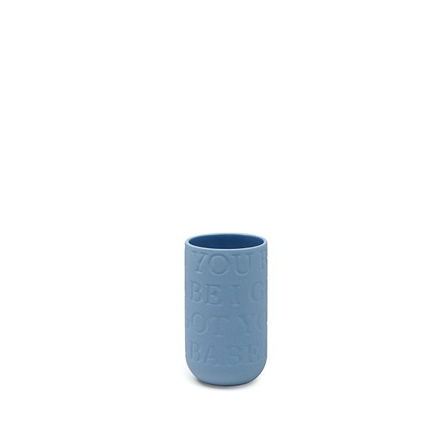 Love Song Vase Indigo Mini