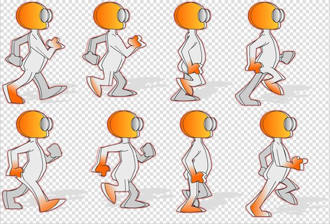 Ten steps to creating animations for games and web using sprite sheets in Adobe Flash Professional CS6