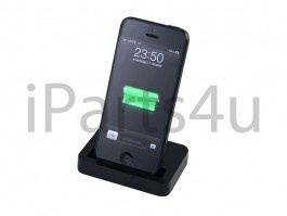 Lightning Docking Station iPhone 5 Dock Zwart