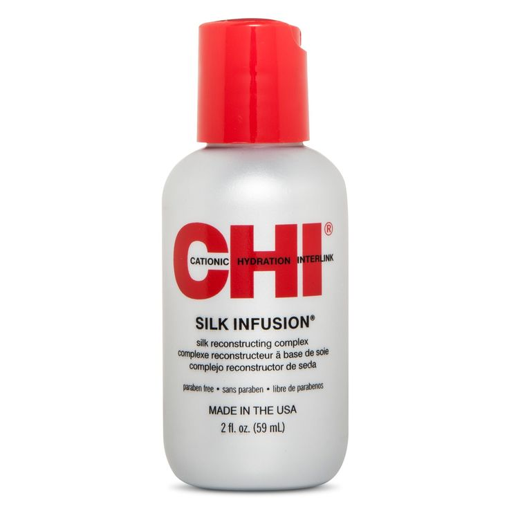 Chi Silk Infusion Reconstructing Complex Trial Size - 2oz