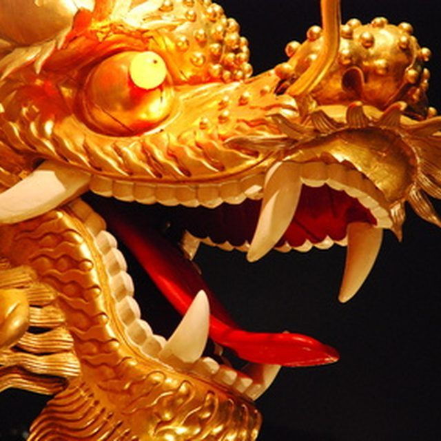 how to make a chinese dragon costume