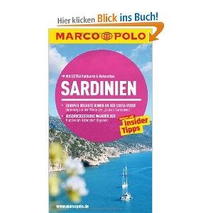 MARCO POLO Reiseführer Sardinien: Mit Extra Faltkarte & Reiseatlas [Broschiert]