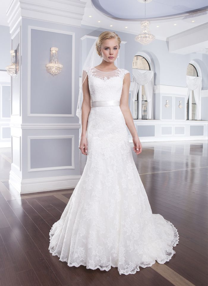 Buy Wedding Dresses Lillian West 6305 2014 At Cheap Price