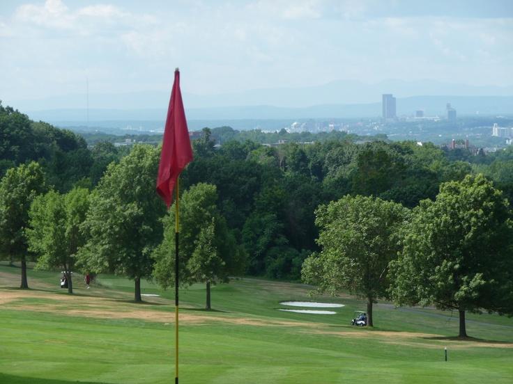 Troy Municipal Golf Course