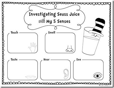 Number Names Worksheets fun activity for kindergarten : 1000+ images about 5 senses on Pinterest