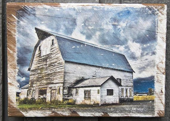 Hey, I found this really awesome Etsy listing at https://www.etsy.com/ca/listing/569196676/old-blue-barn-photograph-wall-hanging-on
