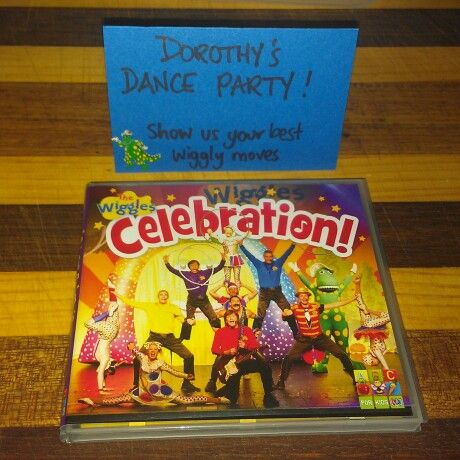 Wiggles party game - Dorothys Dance Party
