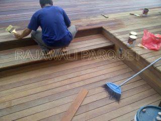 Decking Kayu Bandung – Parquet Surabaya