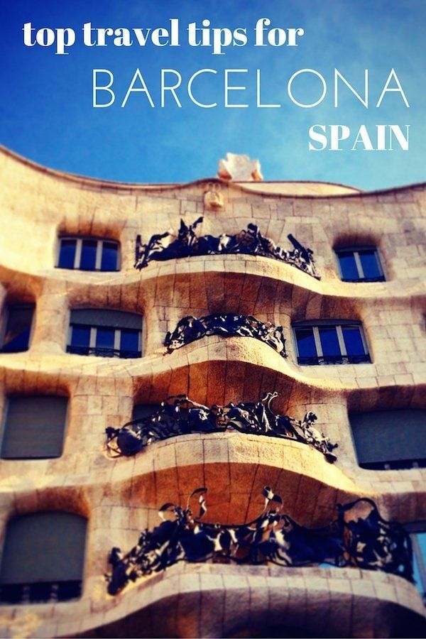 Coming to Spain? Arm yourself with these top travel tips for Barcelona to plan yourself the best possible experience in the city!  Buy air tickets: | http://2track.info/Jl1s/