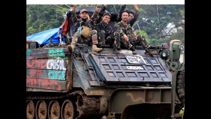 Pentagon chief Mattis praises Philippine army on winning fight in Marawi...