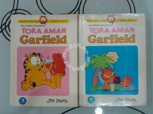 Komik Doraemon & Garfield Comic - Music/Movies/Books/Magazines for sale in Port Klang, Selangor