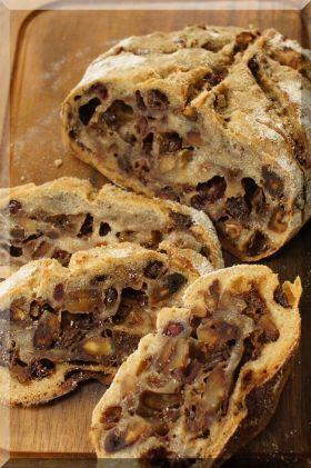 「*レーズン酵母で* パン・オ・ルヴァン♪」cherry♪ | お菓子・パンのレシピや作り方【corecle*コレクル】