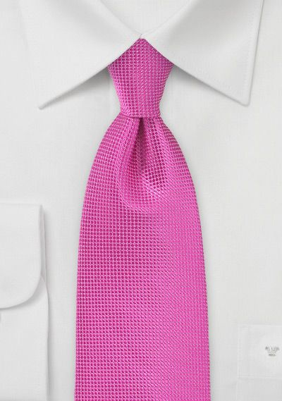 Probably won't have you wear pink unless you want to. Just pinning it in case. :)