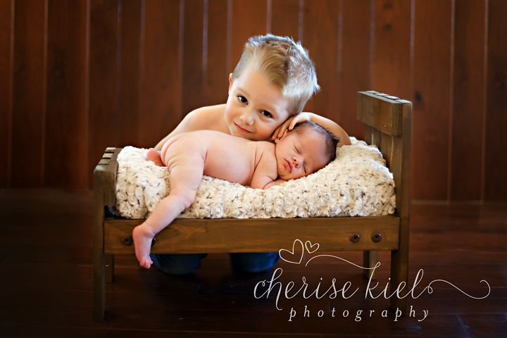 Adorable Sibling Picture Idea