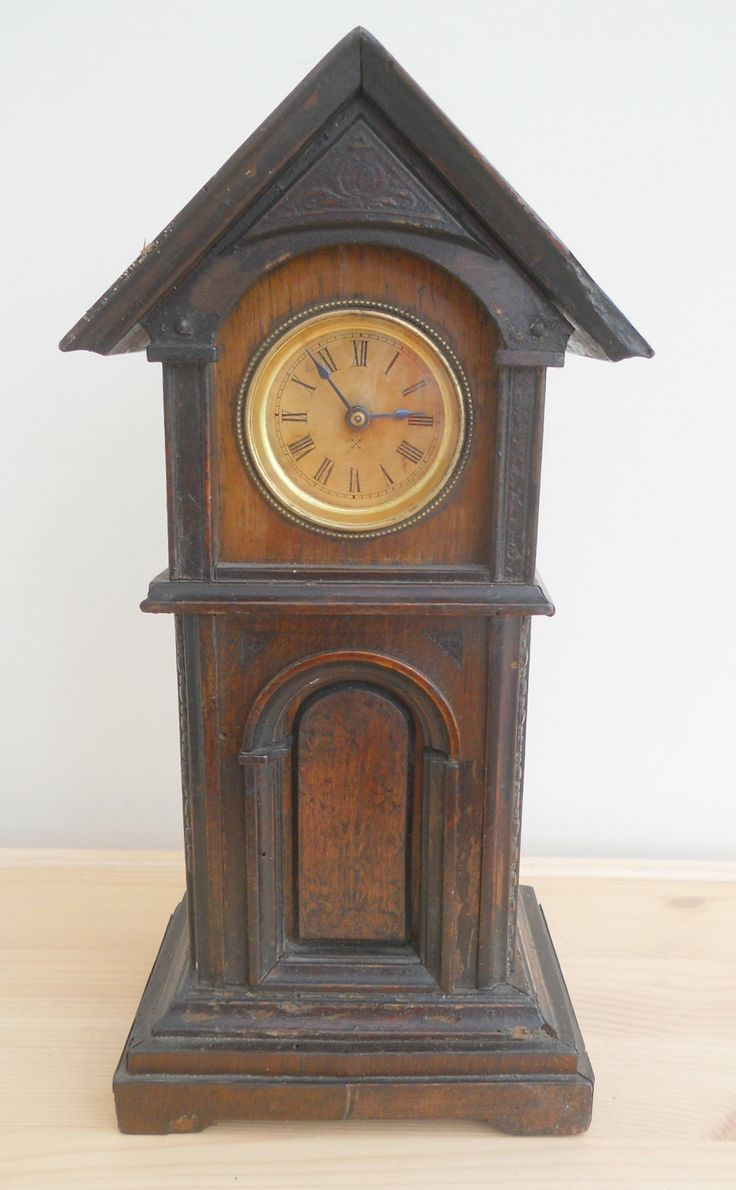 61 best mainly old clocks related items images on pinterest my antique hac miniature long case clock working sold on my ebay site lubbydot1 amipublicfo Choice Image