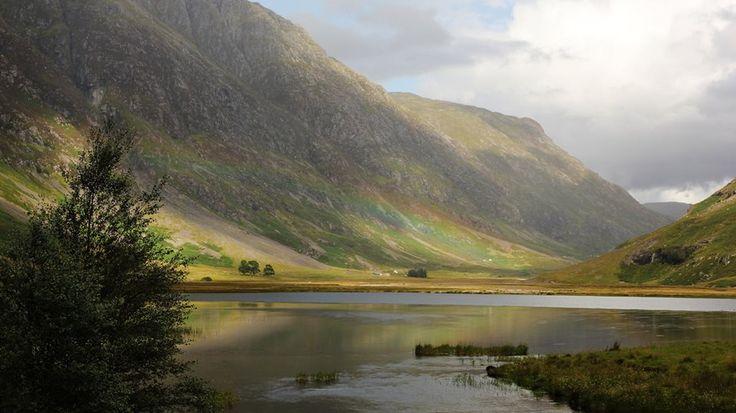 Terras altas da Escócia, Reino Unido