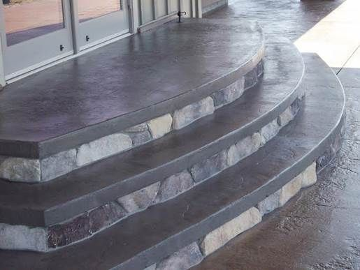 Outdoor Stairs Stone