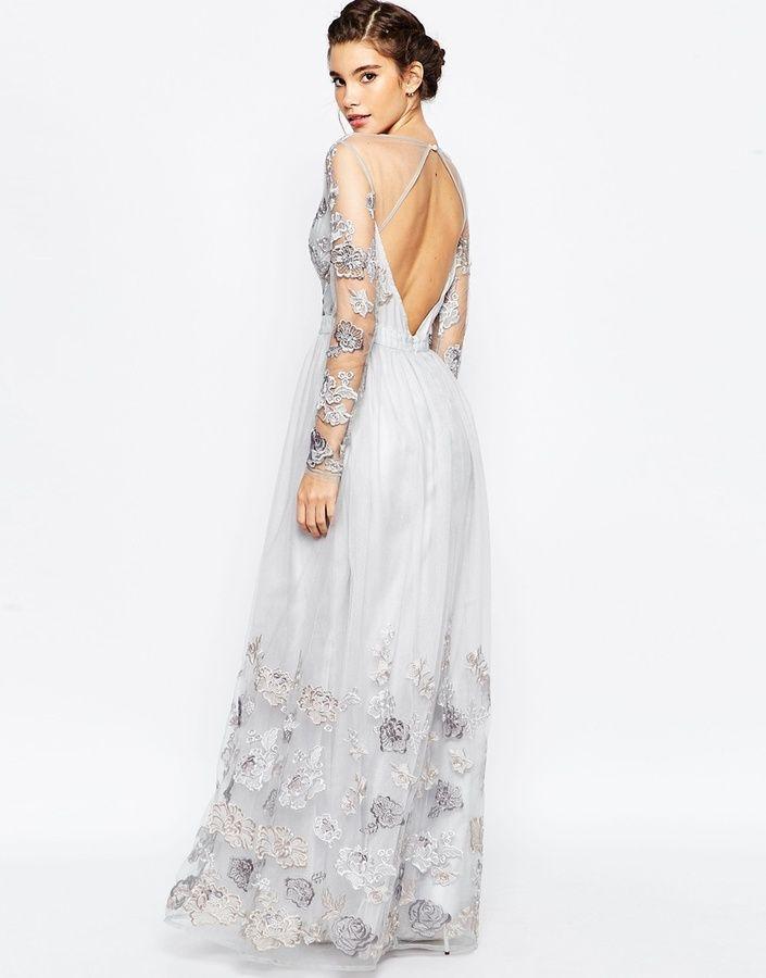 Floral maxi dress nzone