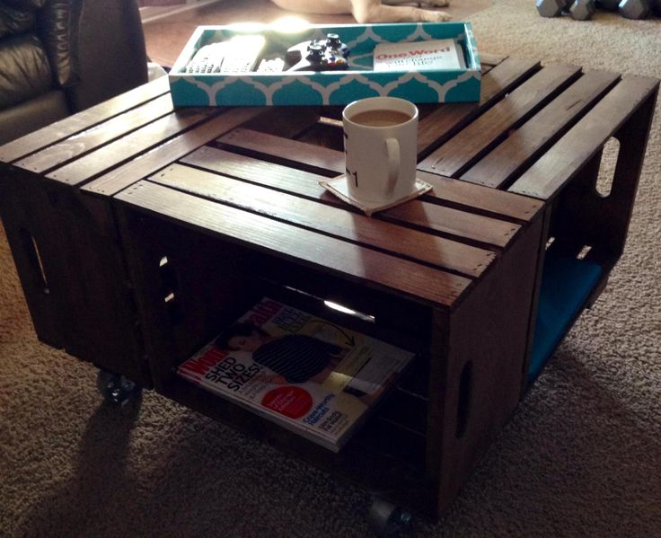 Unique Homemade Coffee Table Ideas - http://www.olebrasilfc.com/