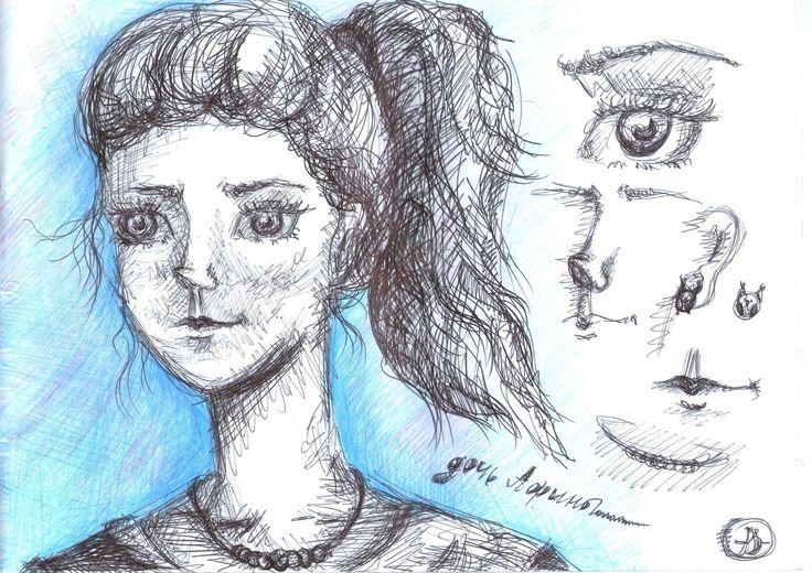 Моё видение #АННАБЕТ ЧЕЙЗ)))#ПД onelove  Me vision #ANNABETH CHAZE;) #Daughter of Athenes