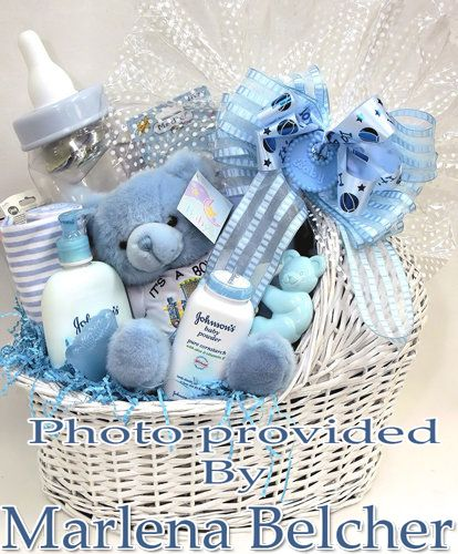 Good Baby Shower Gift: 25+ Best Ideas About Baby Gift Baskets On Pinterest