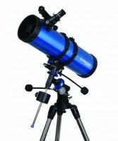 Meade Polaris 130mm German Equatorial Reflector - Telescope comes complete with everything you need to view the wonders of the night sky the first time out- 130mm (5.1) Reflecting Telescope delivers bright and detailed images that is perfect for vi http://www.MightGet.com/february-2017-3/meade-polaris-130mm-german-equatorial-reflector.asp