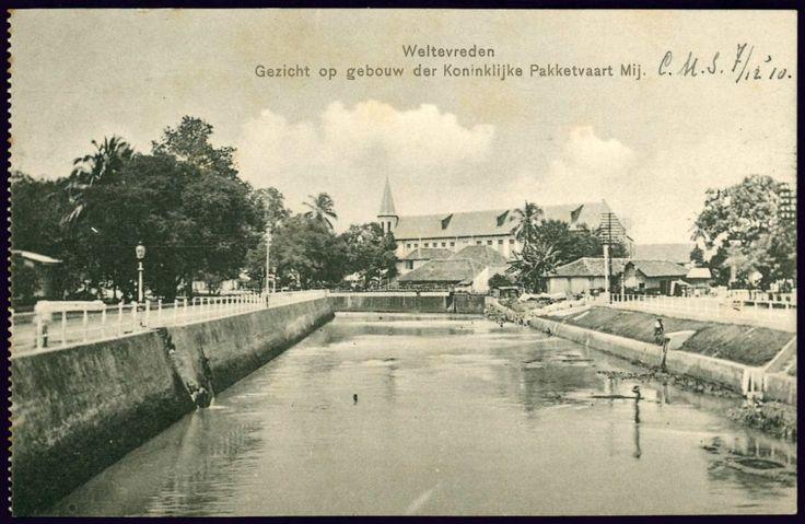 Weltevreden, ca 1910.