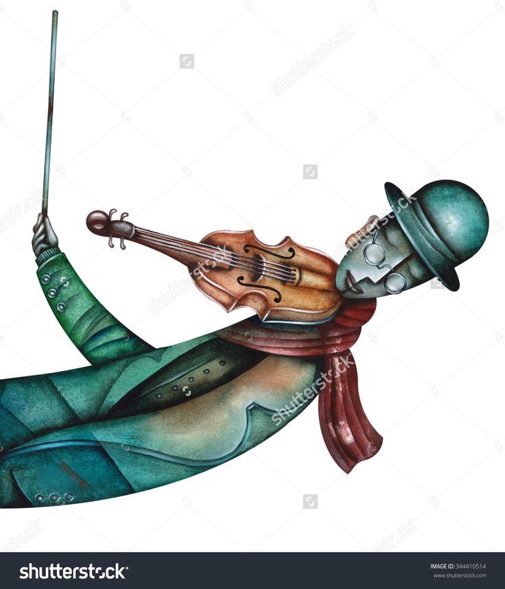 Fiddler by Eugene Ivanov. #eugeneivanov #klezmer #musician #jewish #jew #@eugene_1_ivanov #Hanukkah