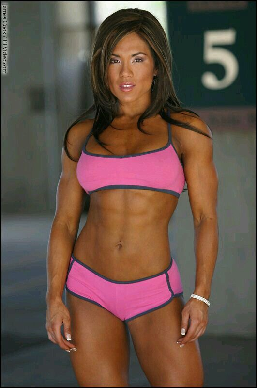 Fitness looks so good