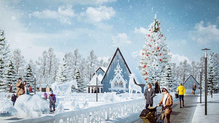 Картинки по запросу зимняя подача проекта