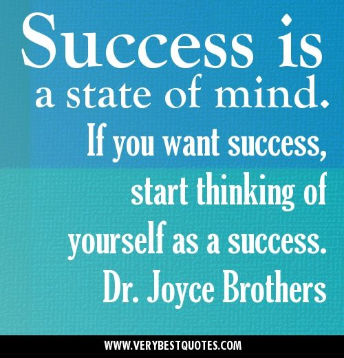 quotes about positive thinking and success conclusive free