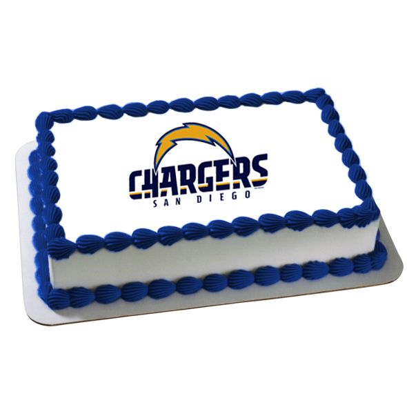 47 Best Images About San Diego Chargers Cakes On Pinterest