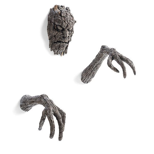 Tree Face and Arms Set