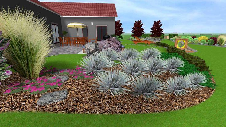 Rodinná zahrada v Oucmanicích