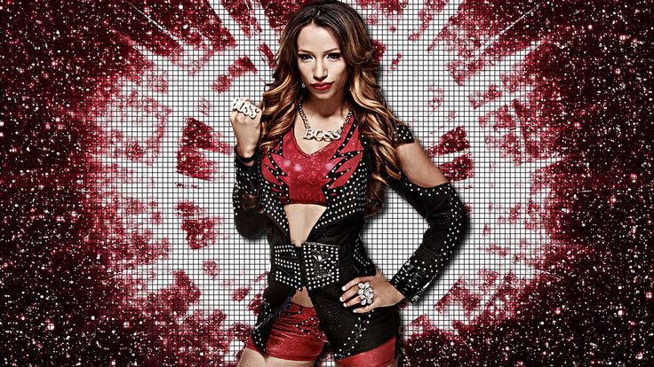 sasha banks wallpaper