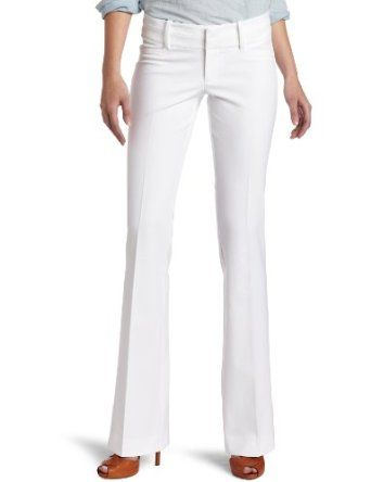 Lilly Pulitzer Women's Jet Set Trouser, Resort White, 10 Lilly Pulitzer. $69.83