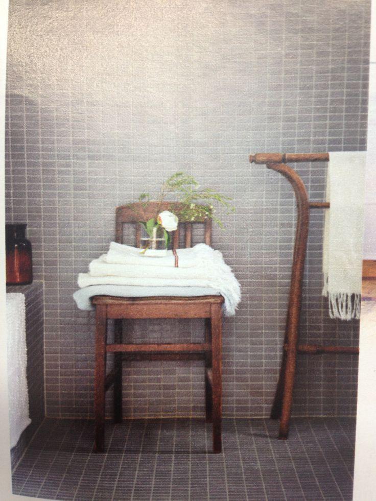 Id e carrelage salle de bain villa sah salles de bain - Salle de bain villa savoye ...