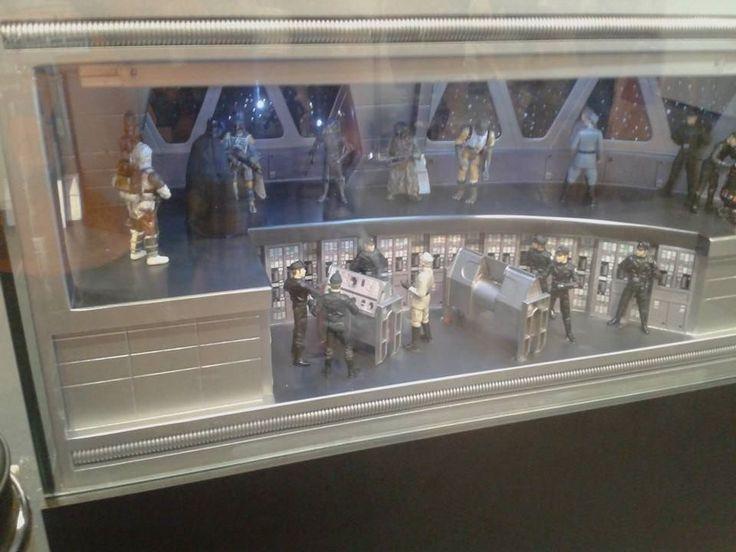 Wars Printable Star Diorama Backgrounds