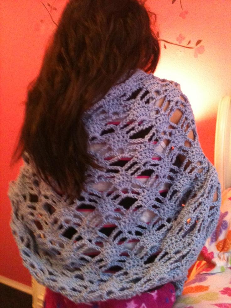 19 best Prayer Shawls images on Pinterest | Crochet patterns ...