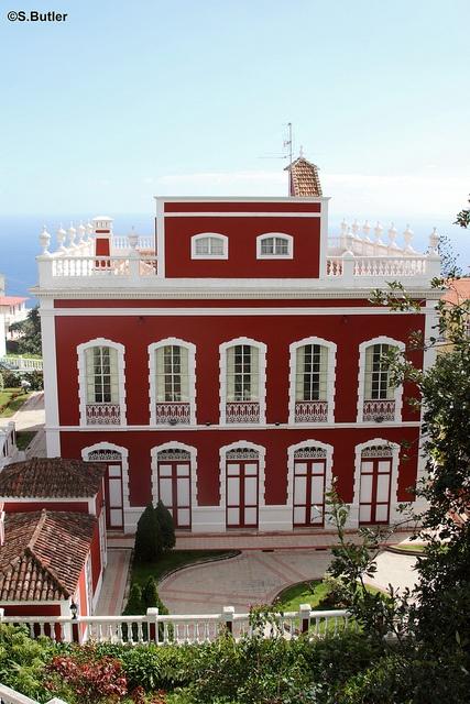 Villa de Mazo Museum building , La Palma  Canary Islands