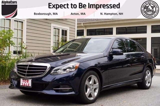 Awesome Great 2016 Mercedes-Benz E-Class 4Matic Luxury Sedan Lunar Blue Metallic Mercedes-Benz E350 with 20960 Miles available now! 2017 2018