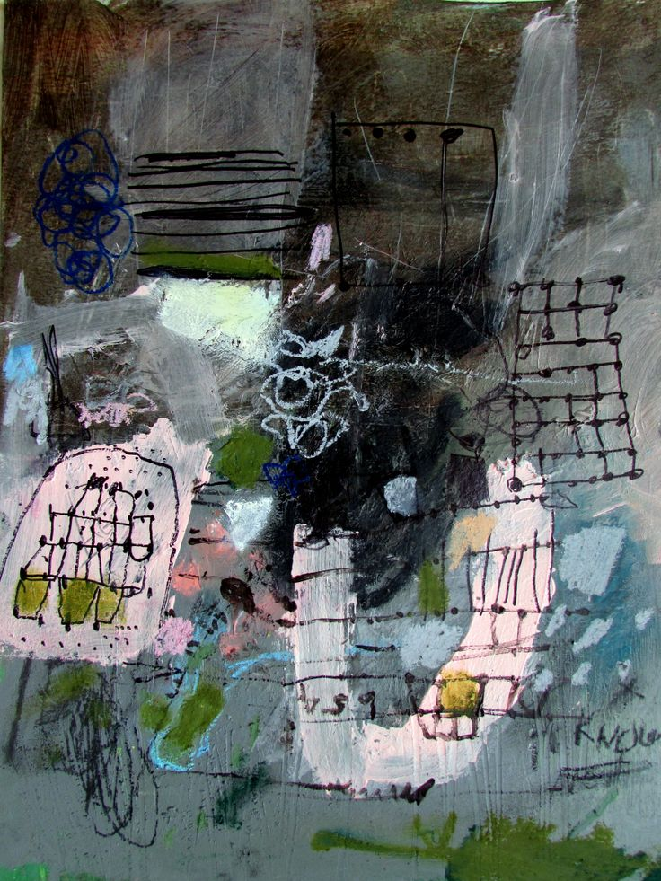he loves me not (work on paper) wendy McWilliams SOLD
