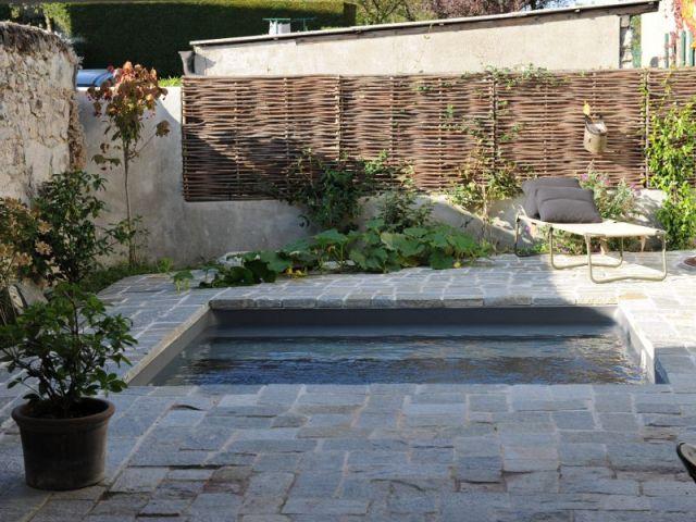 1000 ideas about petite piscine on pinterest piscine - Mini piscine naturelle ...
