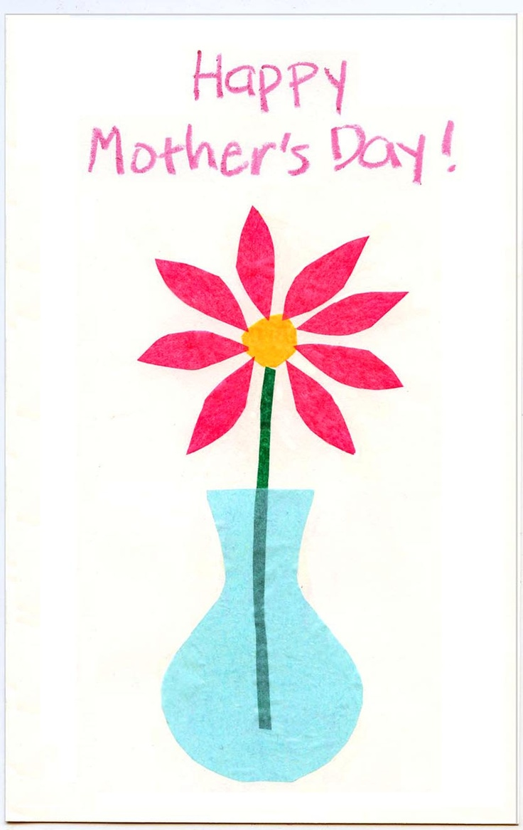 Art Projects for Kids: mother's day