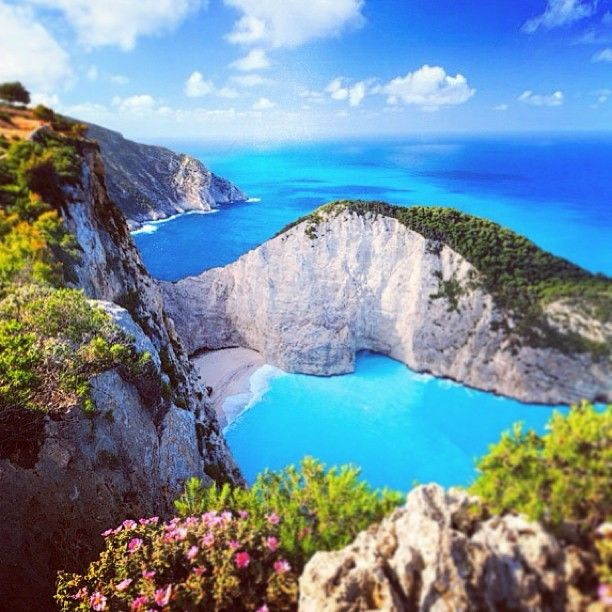 Most Beautiful Places Zakynthos: 148 Best Images About Beautiful Landscapes On Pinterest