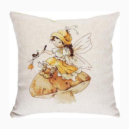 Cushion - The Fairy