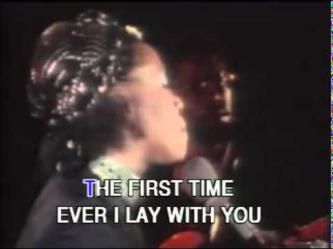 Roberta Flack - The First Time Ever I Saw Your Face (Original Footage) 1969