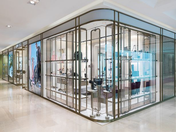 Jimmy Choo Xian | Christian Lahoude Studio; Photo: Eric Gregory Powell | Archinect