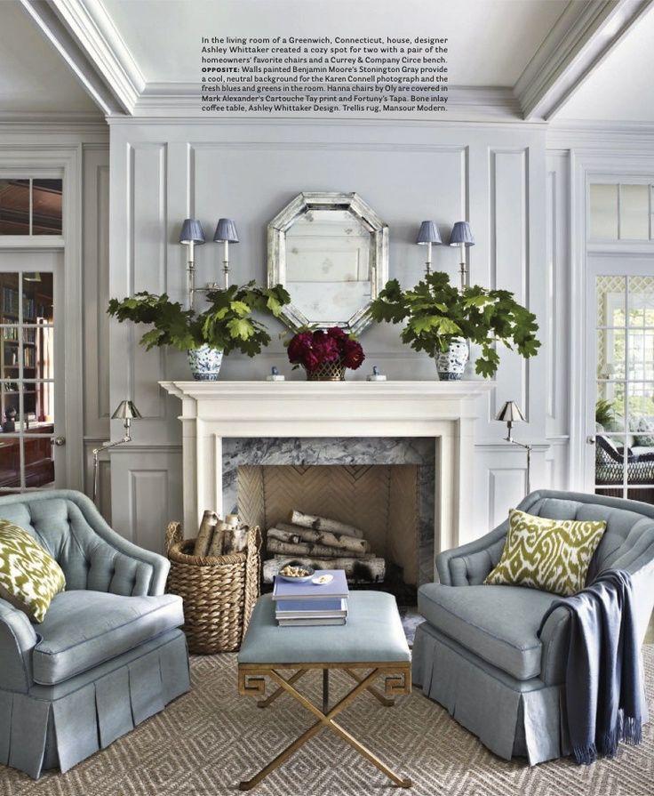 9 Fabulous Benjamin Moore Cool Gray Paint Colors. Designer Living ...