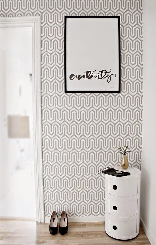7 besten Holz Tapete Natur pur Bilder auf Pinterest Tapeten - tapeten wohnzimmer ideen 2014